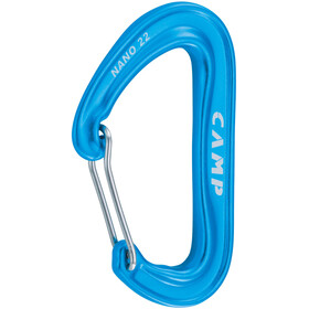 Camp Nano 22 Carabiner light blue